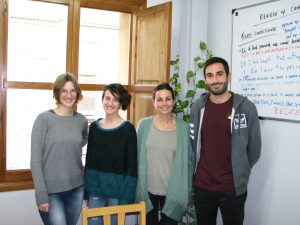 preparación para los exámenes de Cambridge en Valencia - grupo
