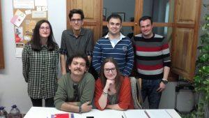 clases de conversación en francés en Valencia - alumnos