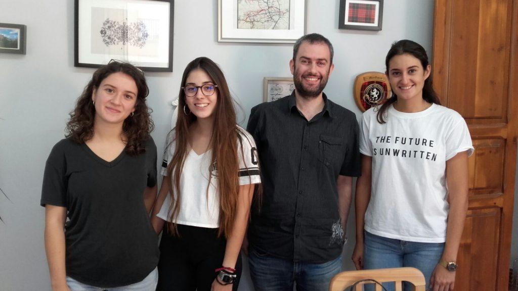 cursos intensivos de inglés para adultos en Valencia - grupo reducido