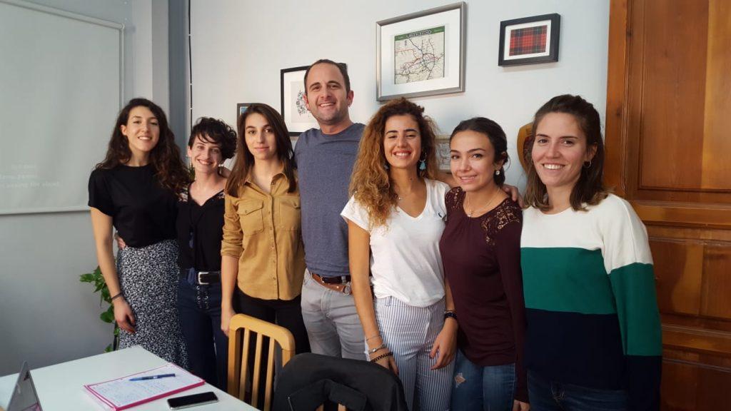profesores particulares de inglés en Valencia - clase grande