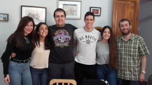estudiar inglés en Valencia - grupo diverso