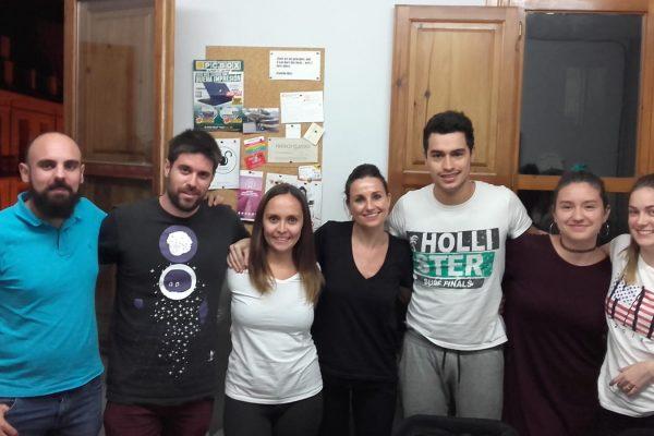 profesores particulares de inglés en Valencia - clase pequeña