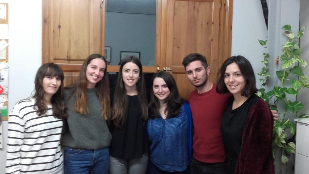 preparación de exámenes de Cambridge en Valencia - clase amplia