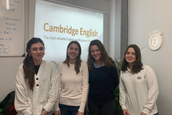 academias de inglés en Valencia B2 - profesores particualres