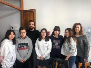 clases de inglés en Valencia - grupo joven