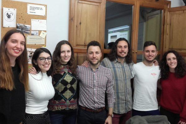 intensivo de inglés en Valencia - grupo numeroso