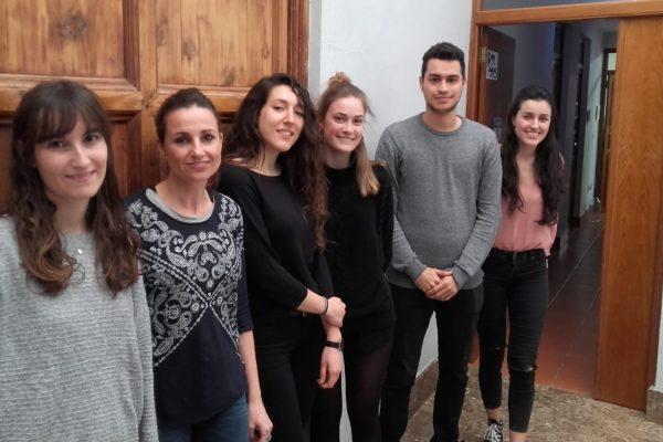 examen de cambridge en Valencia - clase