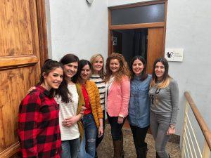 exámenes de Cambridge en Valencia - amigas