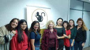 clases de inglés en Valencia - compañeras