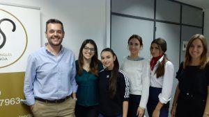 clases de inglés en Valencia - grupo reducido