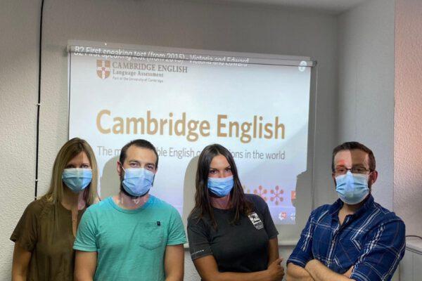 clases de inglés para preparar Cambridge en verano - coronavirus