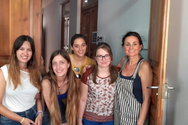 website group photo 24th July 2018