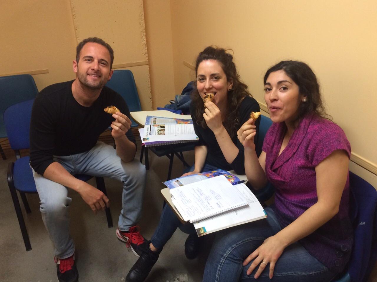 profesor de inglés nativo en Valencia