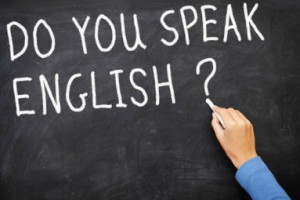 curso de inglés en Valencia - pizarra