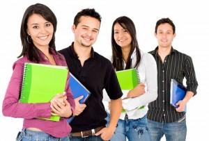 curso intensivo de inglés para adultos en Valncia - carpetas