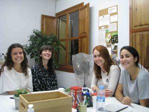 academia de inglés en Valencia - clase
