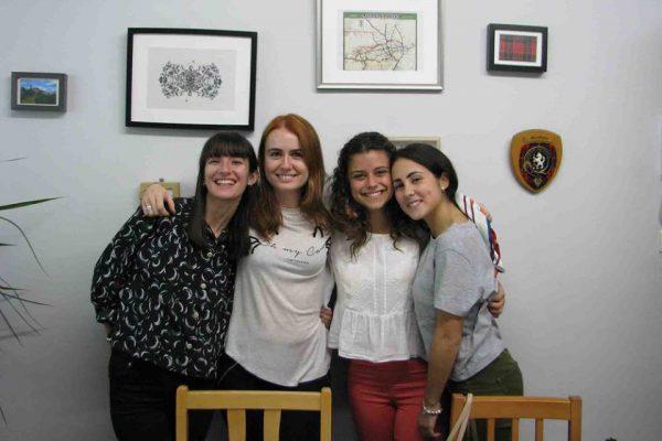 academias inglés en Valencia - amigas