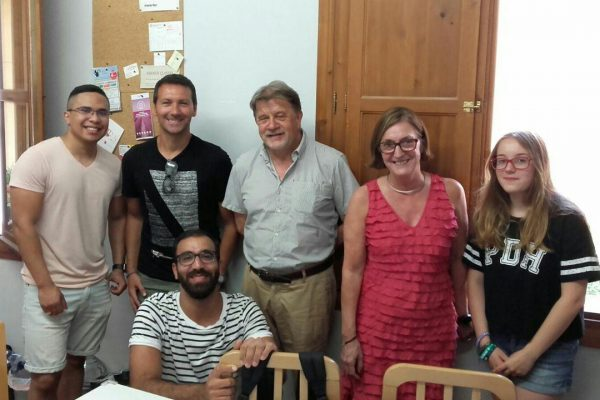 clases de inglés para grupos en Valencia - grupos