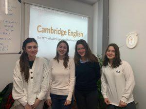 niveles de cambridge - clases de inglés en Valencia