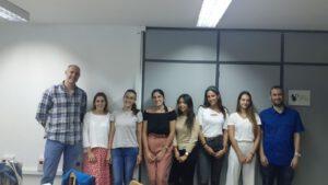 curso intensivo en verano de inglés en Valencia - nueva clase